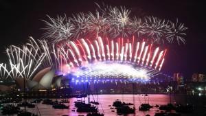 Australien, Neuseeland und weitere Länder begrüßen 2018