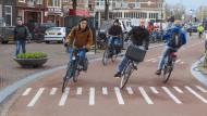Dem Fahrrad seine Trasse