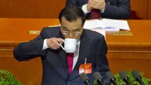 China will 150 Millionen Tonnen weniger Kohle fördern