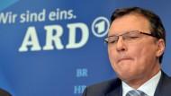 Er ändert das Programm nicht: ARD-Programmdirektor Volker Herres.