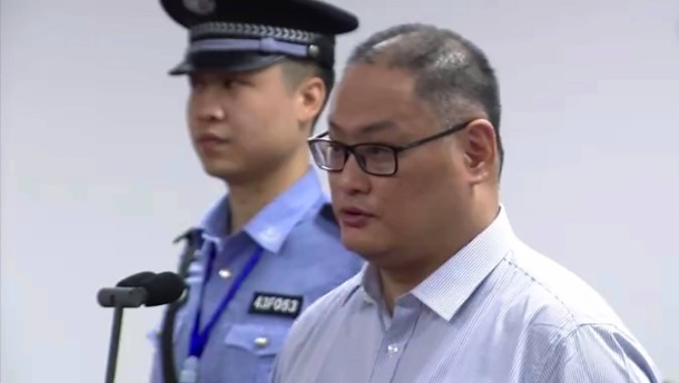China verurteilt Bürgerrechtler aus Taiwan