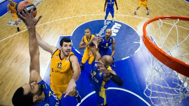 Alba kassiert nächste Euroleague-Pleite