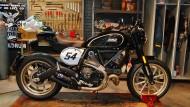 Das wird ja immer schöner: Ducati Café Racer aus der Scrambler-Familie.