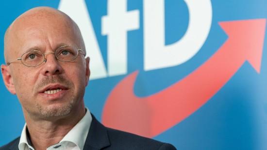 Kalbitz bleibt in AfD-Landtagsfraktion