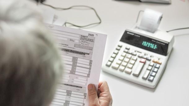 Steuerberatung am Limit