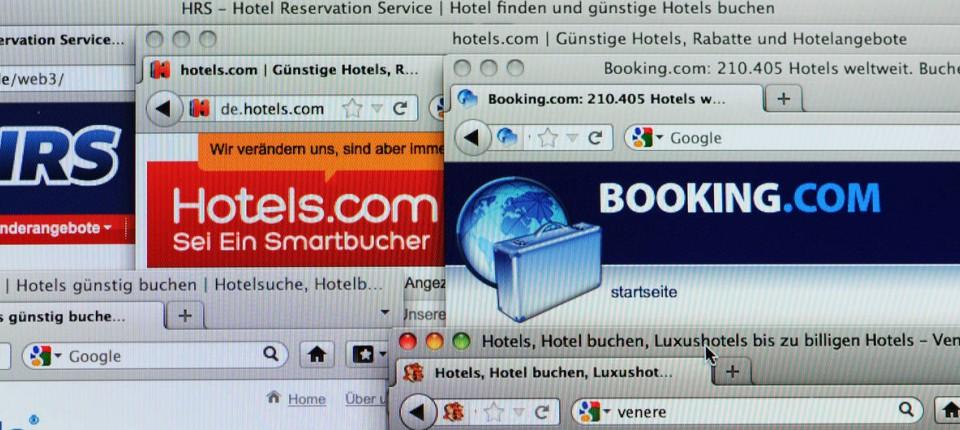 Ermittlungen Gegen Expedia Tripadvisor Booking