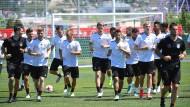 Deutschland bereit für schwierige Gruppe B