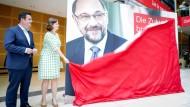 SPD-Wahlkampftour soll das Blatt wenden