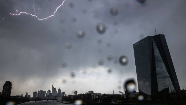 Wieder Gewitter und Starkregen in Sicht