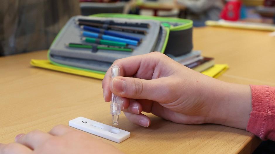 In Zeiten der Pandemie: Testen für den Unterricht