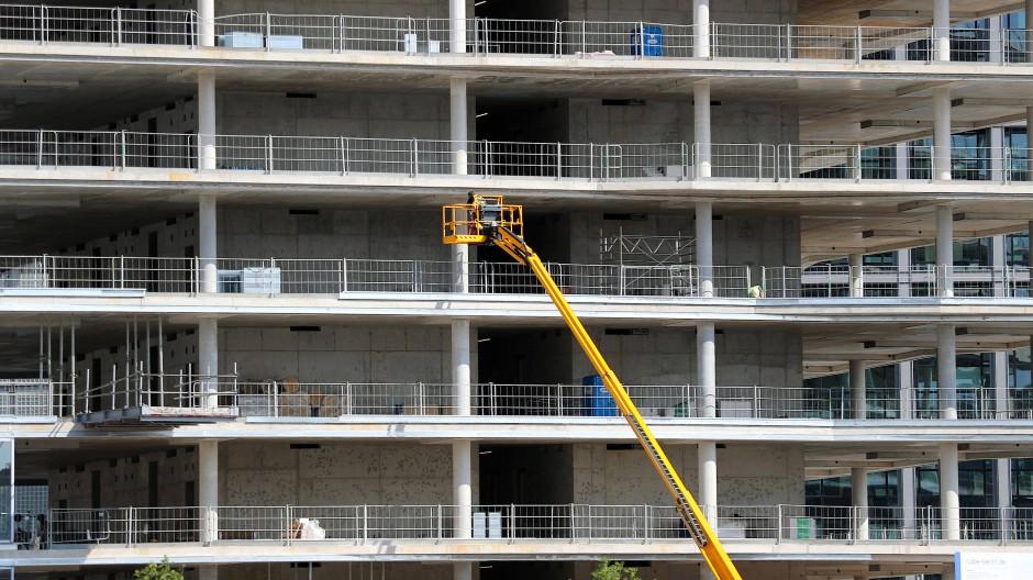 Ist der Markt für neue Wohnraum womöglich schon bald gesättigt?