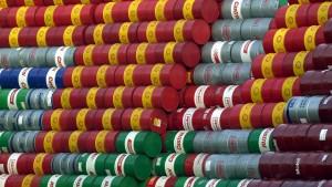 Rohstoffe und spanische Wertpapiere geraten unter Kursdruck