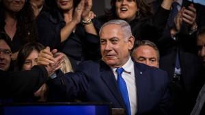 Netanjahus Überlebenskampf