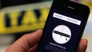 """Uber: """"Wir stellen die Expansion in Deutschland nicht ein"""""""