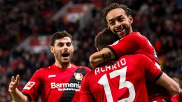 Ein Patzer hilft Leverkusen