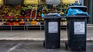 So viel Müll wird immer noch falsch entsorgt