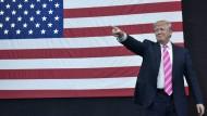 """Wird Donald Trump im Amt noch lernen, welche Verantwortung der """"mächtigste Mann der Welt"""" trägt? Und falls nicht: Zieht der Westen die richtigen Schlüsse daraus?"""
