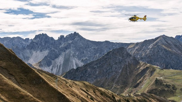 Mehr Alpintote in Österreich