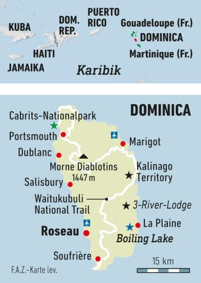 Kleine Antillen Karte.Bilderstrecke Zu Die Kleinen Antillen Ein Halbes Jahr Nach