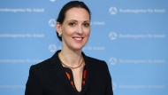 Valerie Holsboer, Vorstandsmitglied für Controlling, Finanzen und Personal in der Bundesagentur für Arbeit
