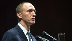 FBI durfte Trump-Berater Carter Page überwachen