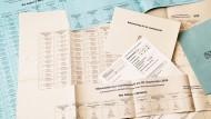 Trotz des anstehenden Umbruchs im Parteiensystem: ruhige Normalität mit Papier und Stift in Deutschland