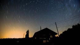 Wenn sich die Sterne schneuzen