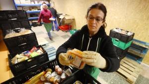 Ältere nutzen verstärkt Lebensmittel-Tafeln