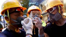 Trügerische Ruhe in Hongkong