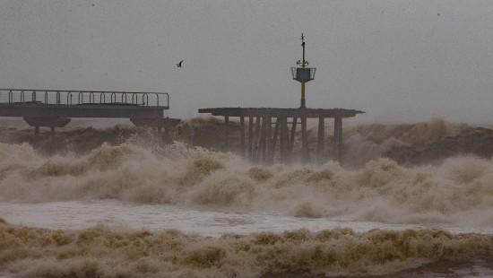 Sturm Gloria fordert mindestens acht Tote