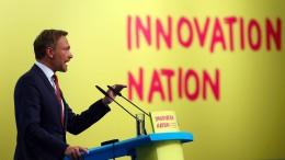 FDP will Künstliche Intelligenz mehr fördern