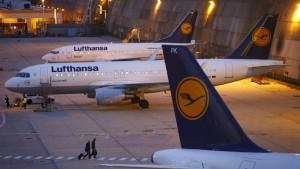 Lufthansa fliegt wieder normal