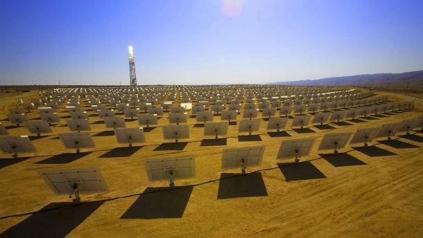 Wüstenstrom-Projekt zerbricht an Meinungsverschiedenheiten