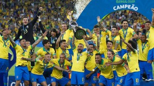 Brasiliens großer Triumph im Maracanã
