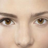 Geschminkt oder ungeschminkt? Zuhause ist oft ungeschminkt bequemer.