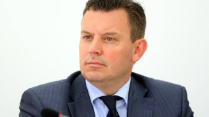 Sachsen-Anhalts Finanzminister tritt zurück