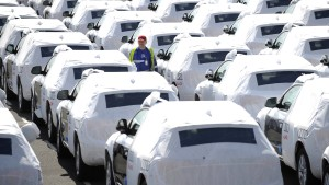 Die Börse feiert die deutsche Autoindustrie