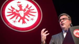 Eintracht Frankfurt gründet Tochterfirma in China
