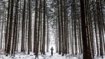 Winteridylle pur im oberbayerischen Landkreis Landsberg am Lech
