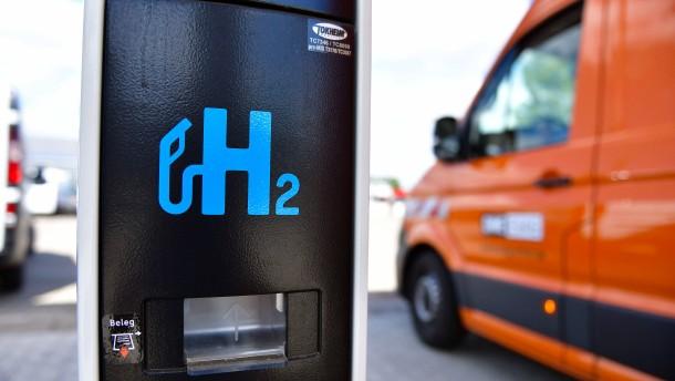 Der Wasserstoffantrieb ist eine explosive Geldanlage