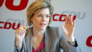 Planung ist der halbe Wahlkampf: Julia Klöckner