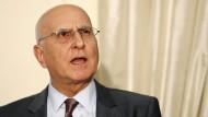 Ex-EU-Kommissar Dimas erneut gescheitert