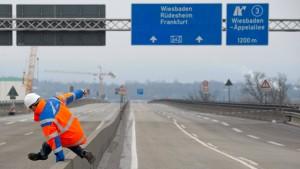Viel Verkehr und viel Salz gefährden alte Brücken
