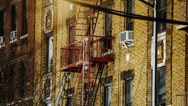 Kind soll tödlichen Großbrand in New York ausgelöst haben