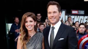 Debüt für die Verlobten Pratt und Schwarzenegger
