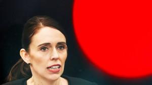 Neuseeland verbietet halbautomatische Waffen