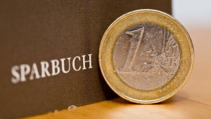 Strafzinsen für Sparkassen kein Tabu mehr