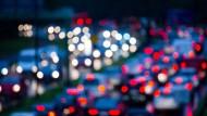 Im Vergleich zum Vorjahr stieg die Zahl der Unfälle in Frankfurt um vier Prozent auf mehr als 22000 an.