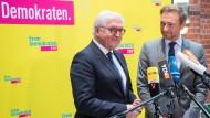 FDP will Steinmeier wählen