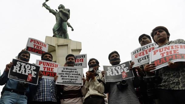 Keine Frau in Indien ist noch sicher